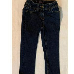 Mini Boden 3 y Girls Dark DENIM Jeans